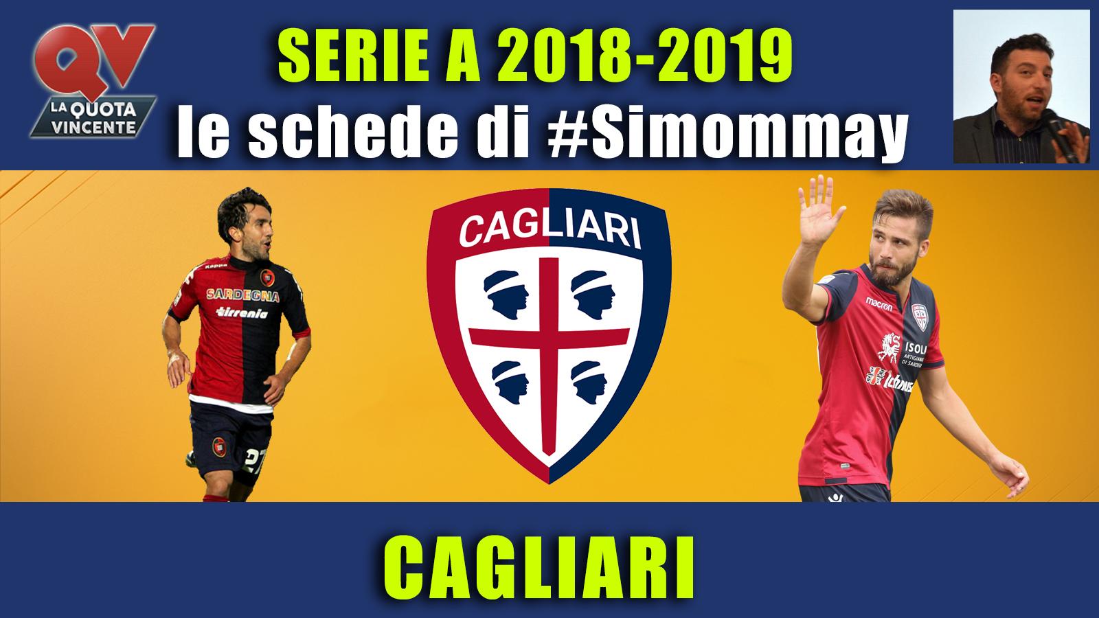 Guida Serie A 2018-2019 CAGLIARI: l'esperienza di Maran per i Sardi