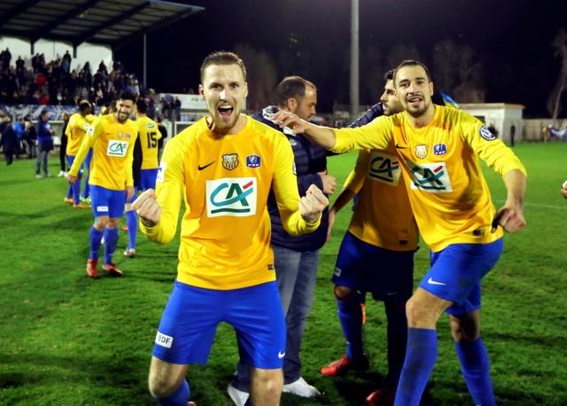 Canet Roussillon-Caen 23 gennaio, analisi e pronostico Coupe de France