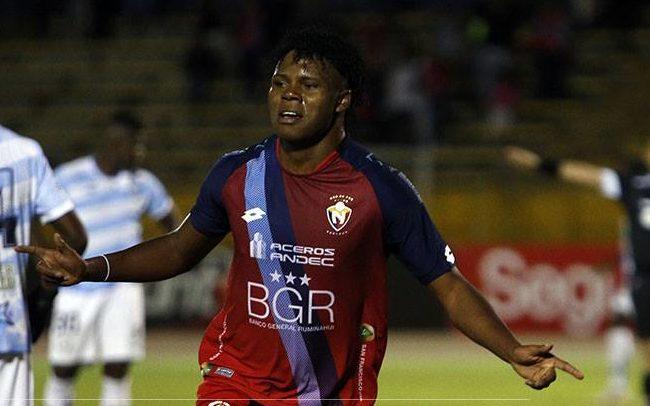Guayaquil City-El Nacional lunedì 12 novembre