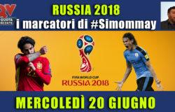 Pronostici marcatori Mondiali 20 giugno: i marcatori di #simommay