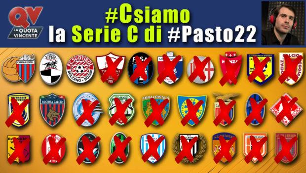 Pronostici Serie C 10 giugno: #Csiamo, il blog di #Pasto22 speciale playoff