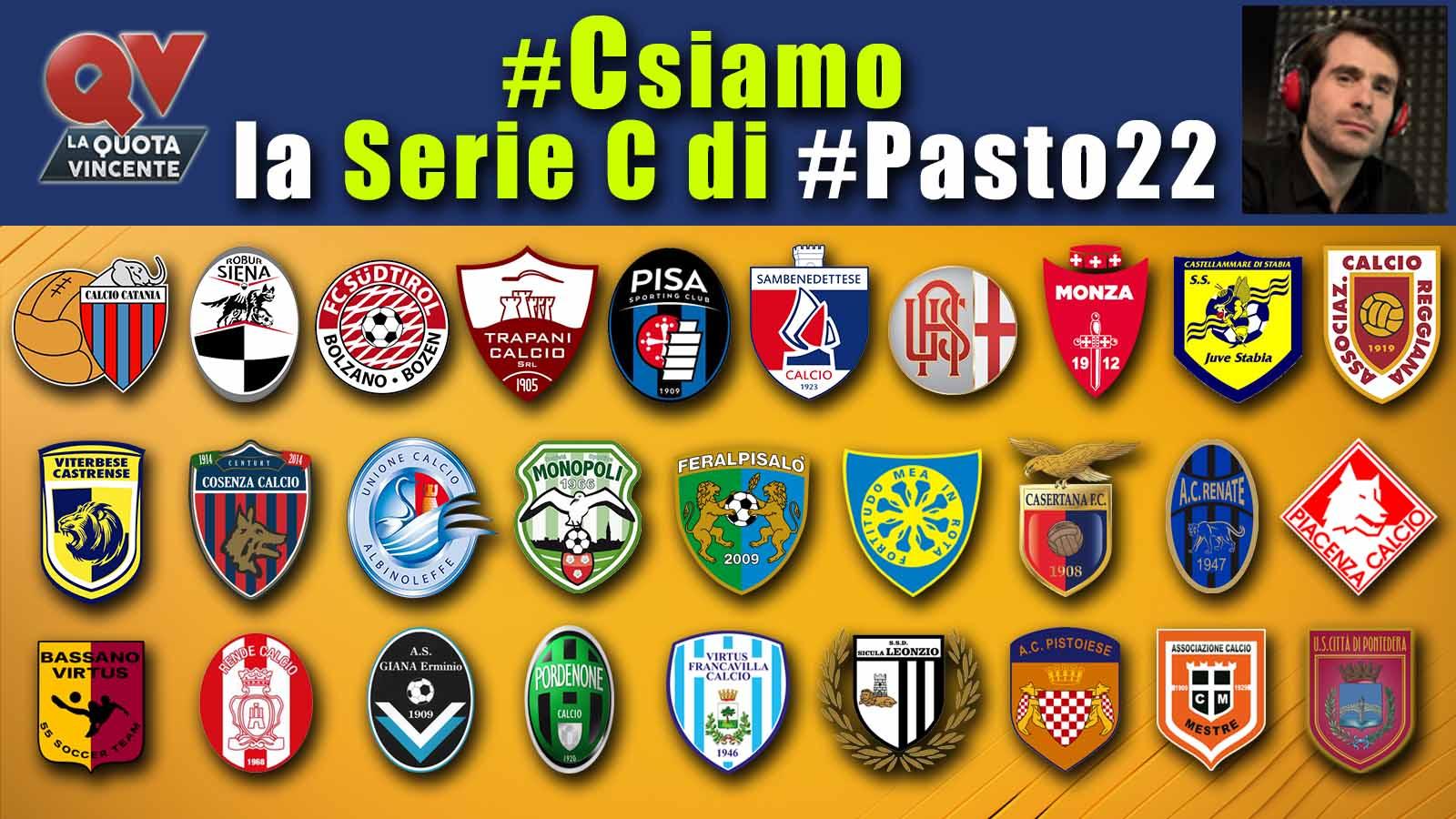 Pronostici Serie C venerdì 11 maggio: #Csiamo playoff, il blog di #Pasto22