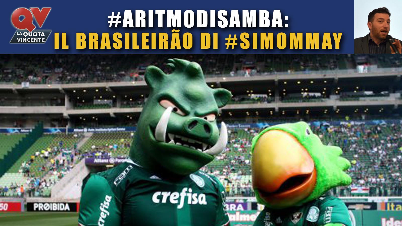 Pronostici Brasile mercoledì 13 giugno: Palmeiras-Flamengo e tutto il turno