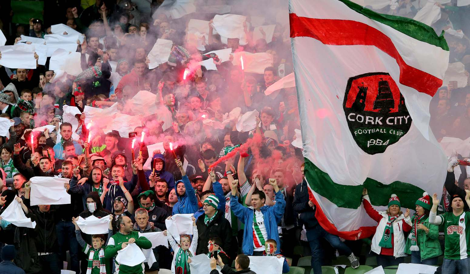 Cork City-St.Patricks 19 agosto
