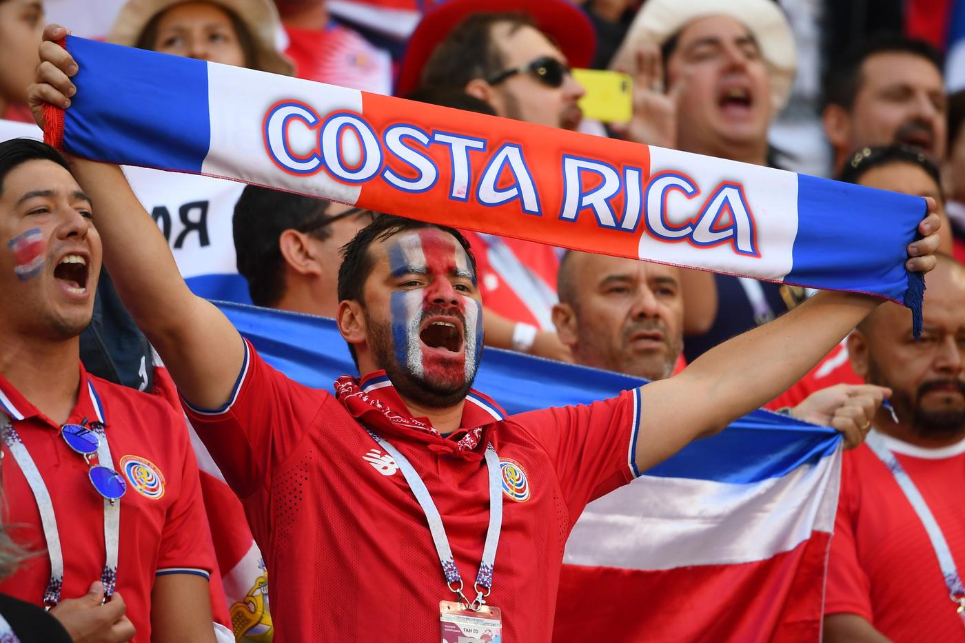 Costa Rica-Bermuda giovedì 20 giugno