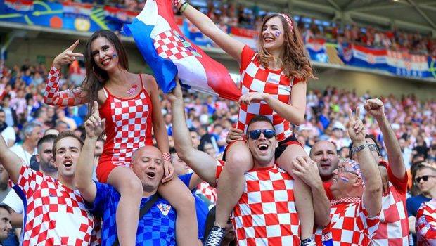 Risultati immagini per russia 2018 croazia