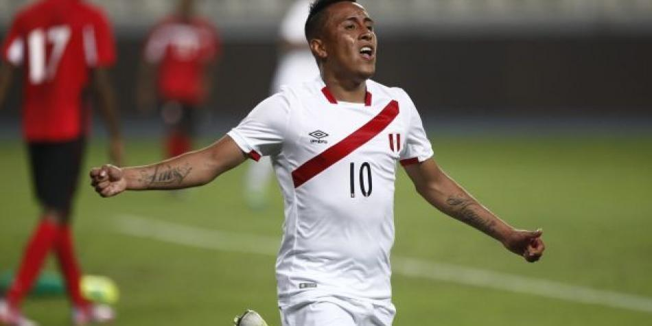 Perù-Costa Rica martedì 20 novembre