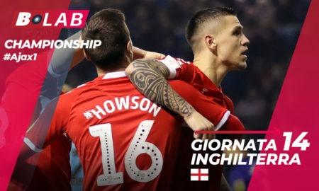 Championship Giornata 14