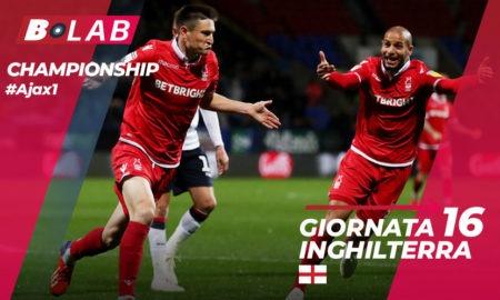 Championship Giornata 16