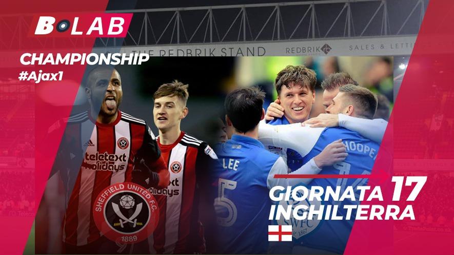 Championship Giornata 17