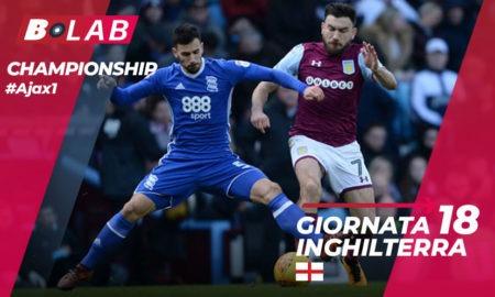 Championship Giornata 18