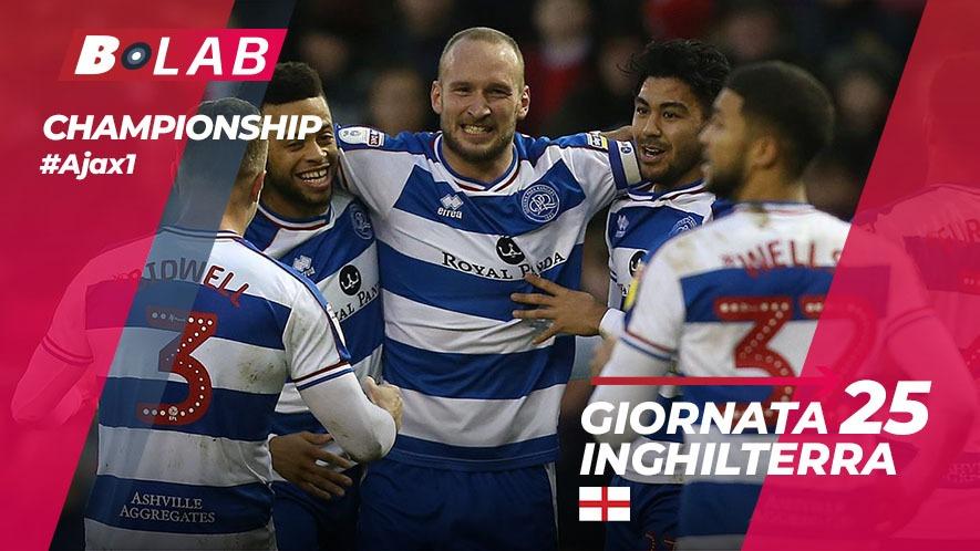 Championship Giornata 25