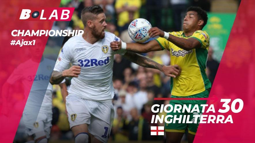 Championship Giornata 30