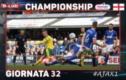 Championship Giornata 32