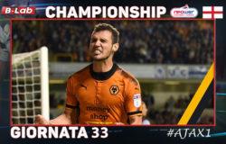 Championship Giornata 33