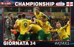 Championship Giornata 34