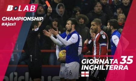 Championship Giornata 35