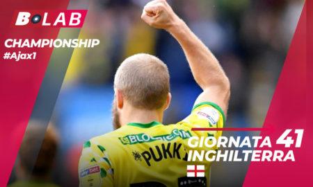 Championship Giornata 41