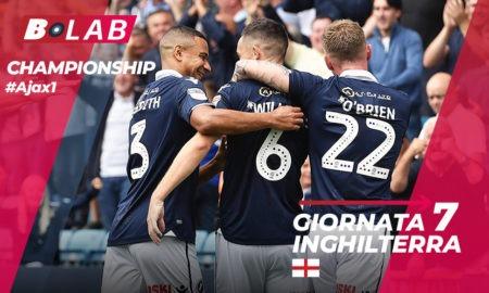 Championship Giornata 7