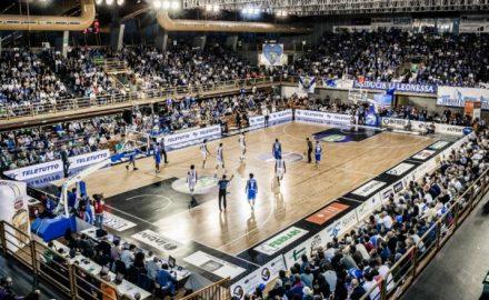 Olimpia Milano-Brescia sabato 26 maggio
