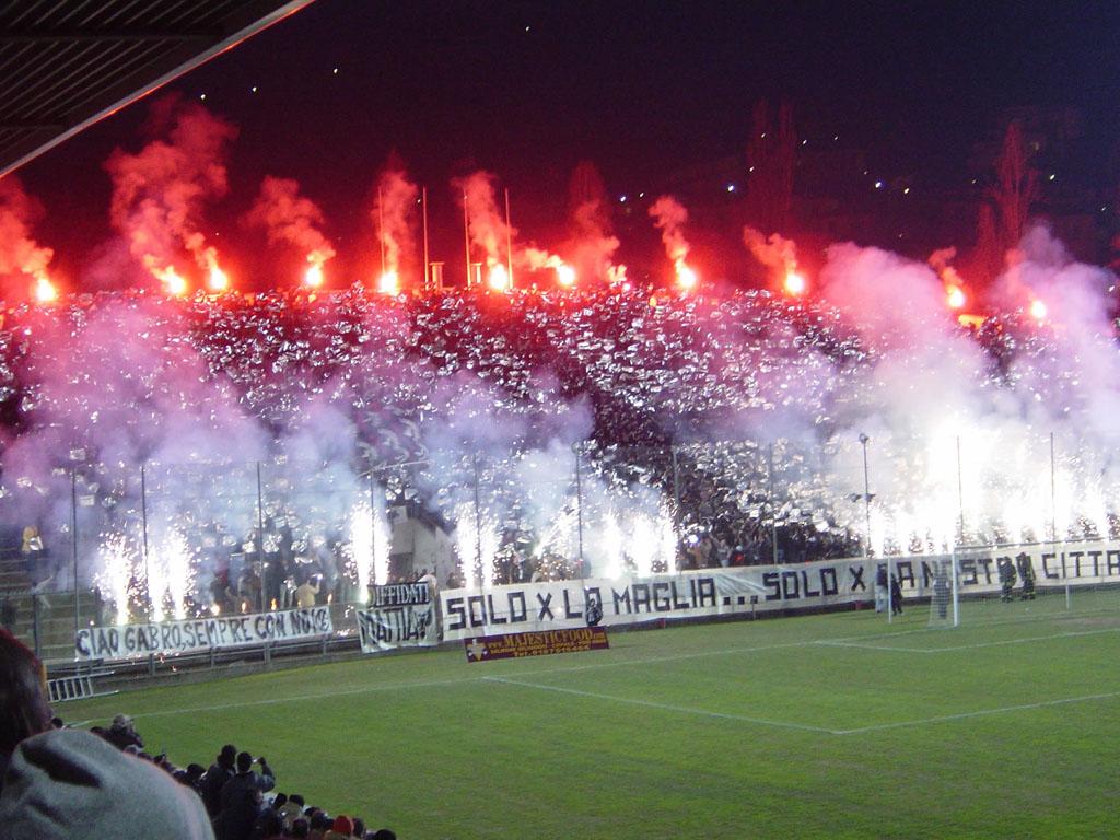 Spezia-Sambenedettese 4 agosto