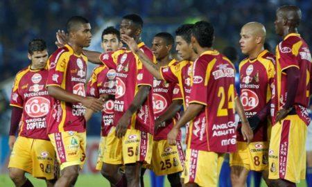 Liga Aguila lunedì 20 maggio. Terza giornata del Quadrangolare di Apertura della Liga Aguila colombiana; le otto squadre divise in due gironi, A e B