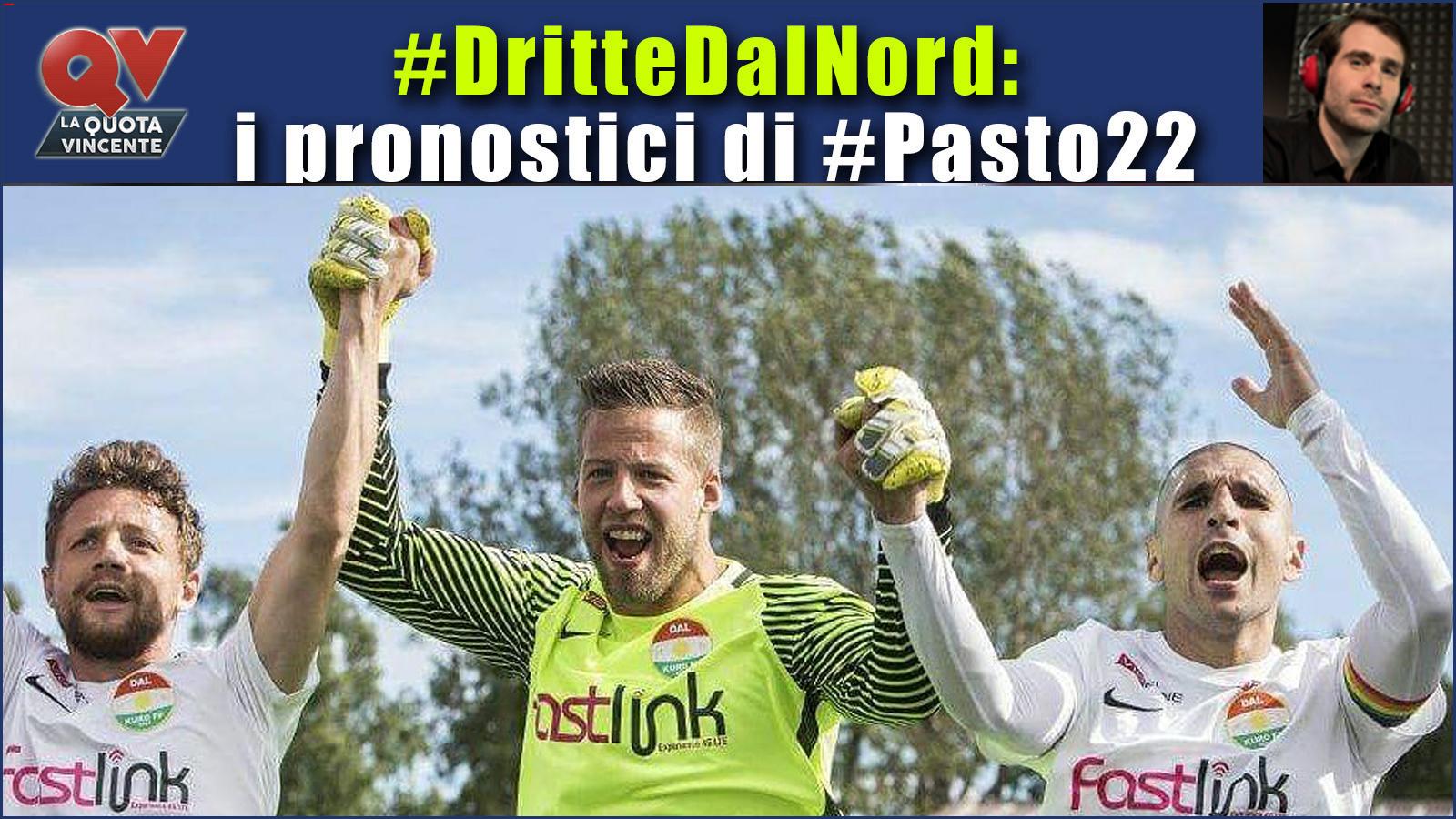 Pronostici Dritte dal Nord 31 marzo 3 aprile: le dritte di #Pasto22 tra Russia, Svezia e Danimarca