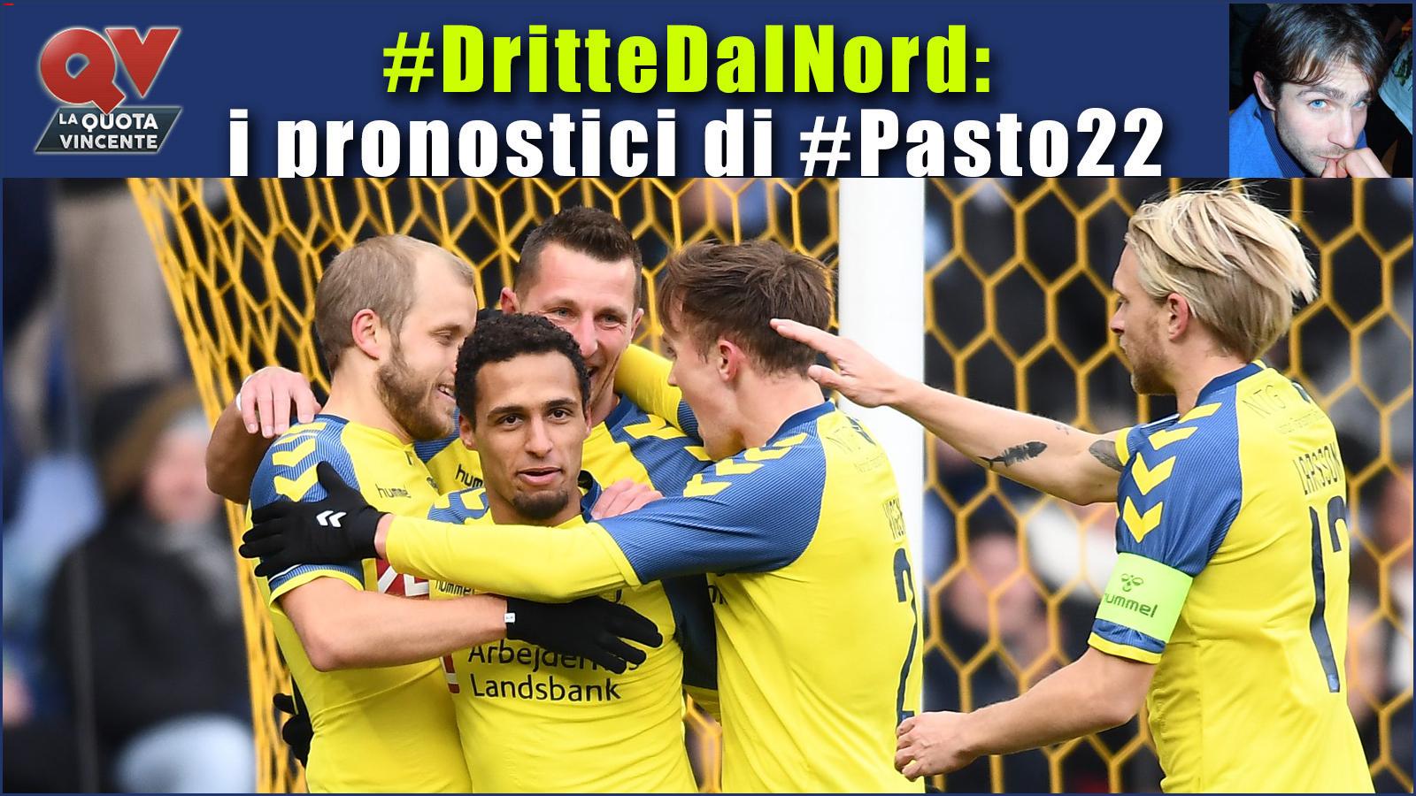 Pronostici Dritte dal Nord 27 febbraio/1 marzo: Superligaen, le dritte di #Pasto22 in Danimarca