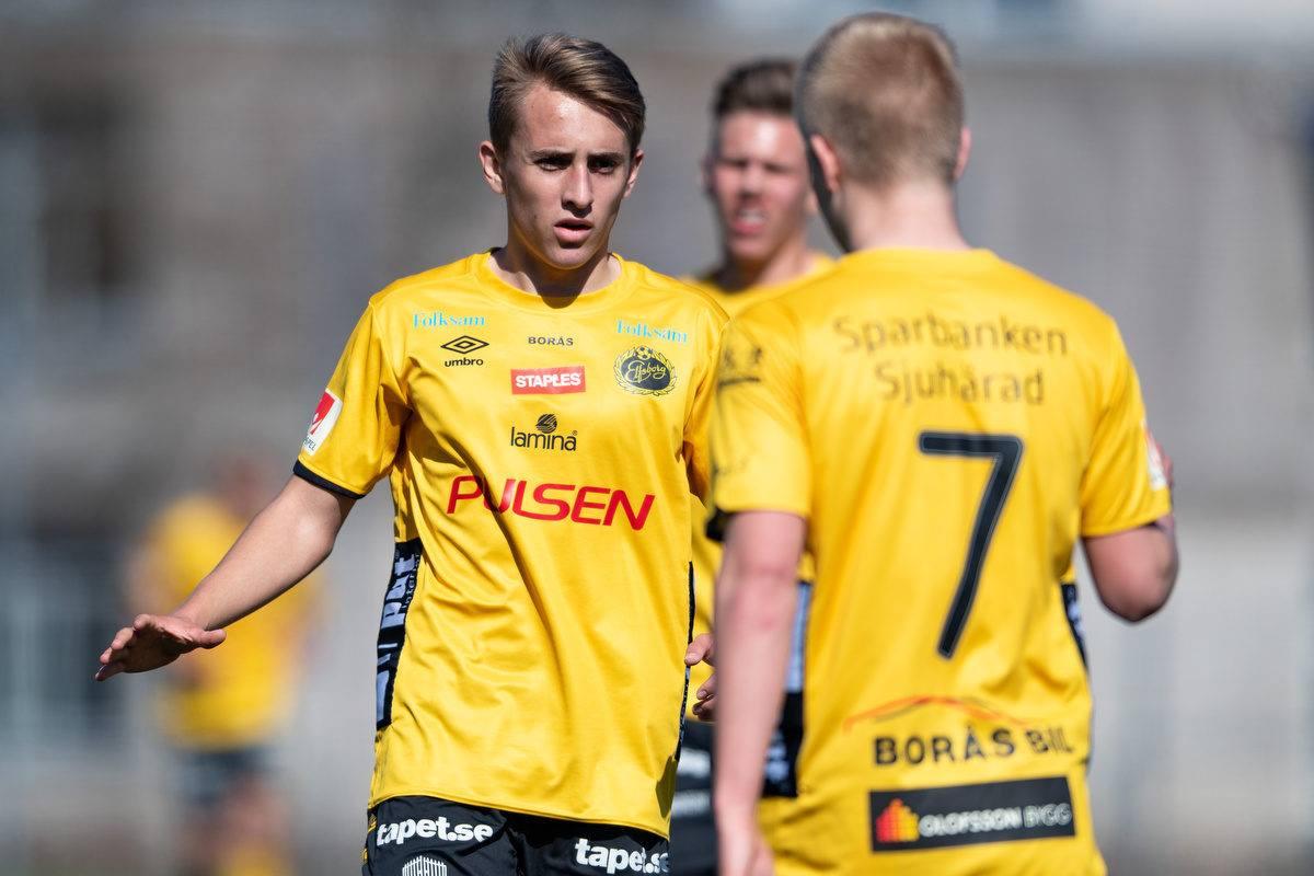 Svezia Allsvenskan 4 agosto