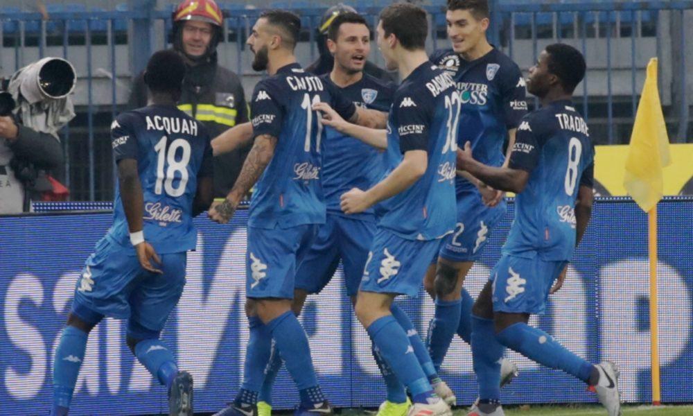 Empoli-Sassuolo 17 febbraio: match della 24 esima giornata del nostro campionato. I toscani cercano punti per la salvezza.