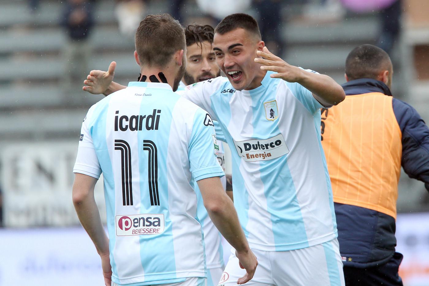 Entella-Arzachena 8 novembre: match del gruppo A della Serie C. I liguri sono nettamente favoriti per la conquista dei 3 punti.