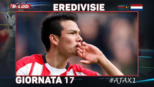 Eredivisie Giornata 17