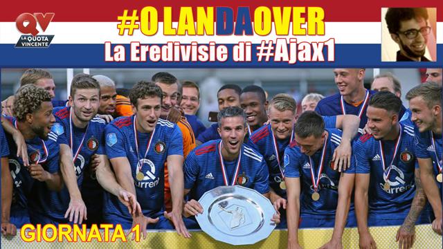 Eredivisie Giornata 1