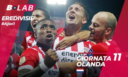 Eredivisie Giornata 11