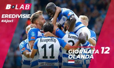 Eredivisie Giornata 12