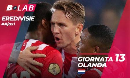 Eredivisie Giornata 13