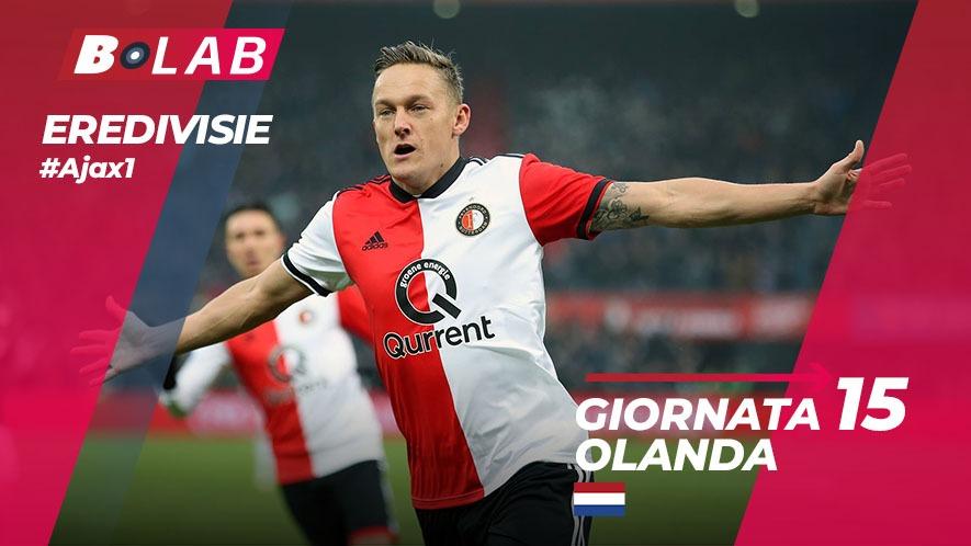 Eredivisie Giornata 15
