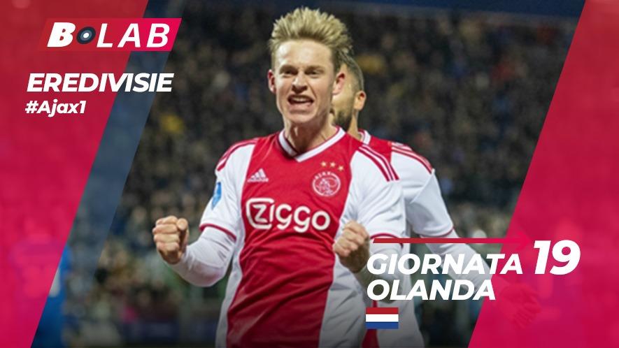 Eredivisie Giornata 19