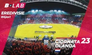 Eredivisie Giornata 23: tutte le quote e i pronostici di #OlanDaOver il blog di #Ajax1!
