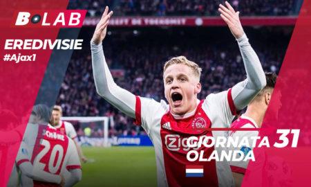 Eredivisie Giornata 31