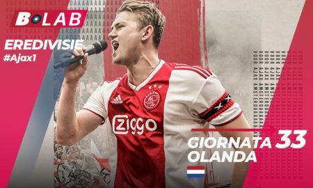 Eredivisie Giornata 33