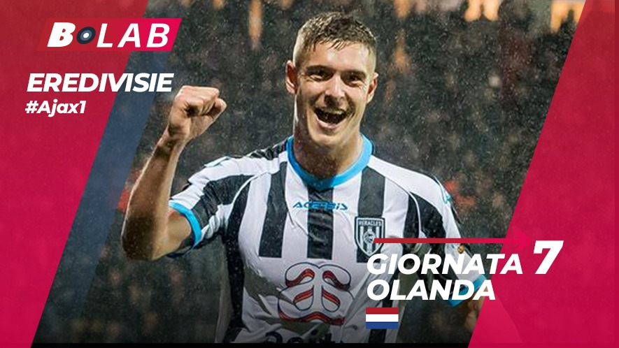 Eredivisie Giornata 7