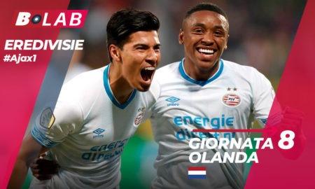 Eredivisie Giornata 8