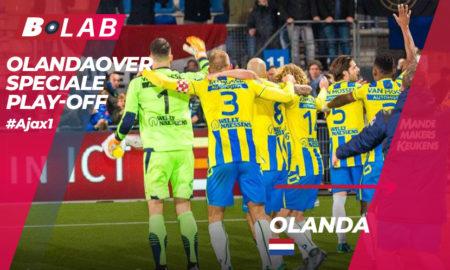 Eredivisie playoff