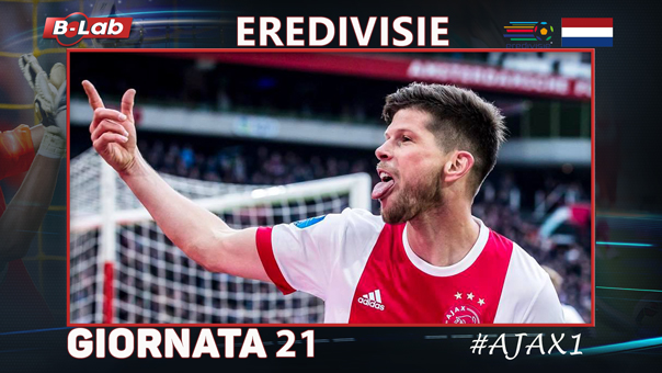 Eredivisie Giornata 21
