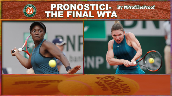 Tennis Roland Garros 2018 The Final WTA