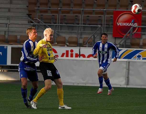Veikkausliiga Finlandia 12 agosto