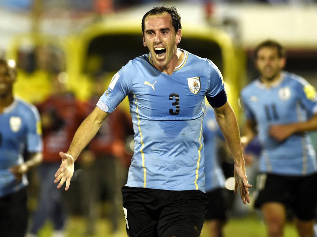 Inter-Godin: il calciatore uruguaiano, con passaporto spagnolo, difensore e capitano dell'Atlético Madrid e della nazionale uruguaiana, passerà all'Inter a fine stagione
