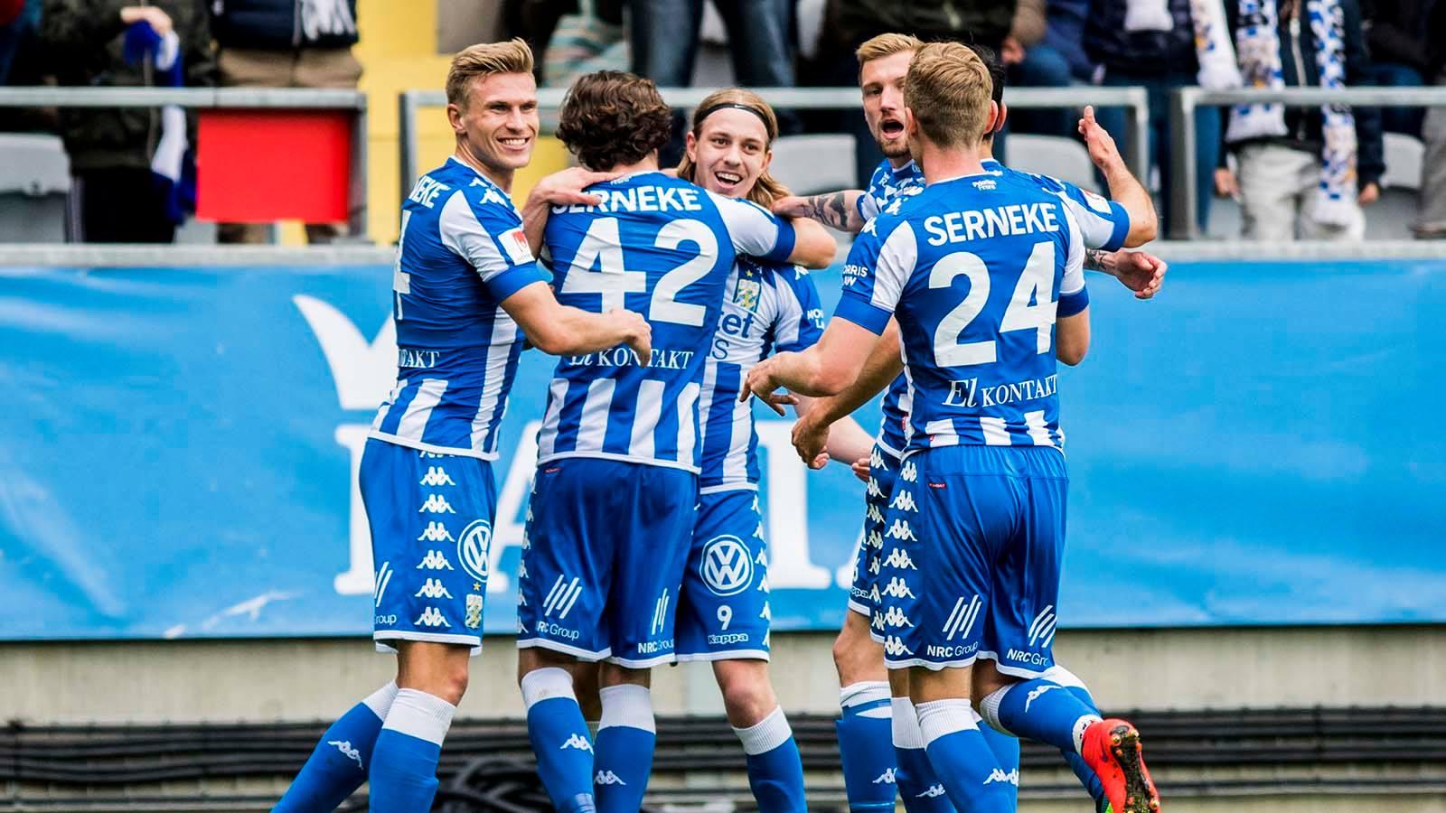 Goteborg-AIK 27 settembre: match della 23 esima giornata del campionato svedese. I locali rischiano contro la prima della classe.