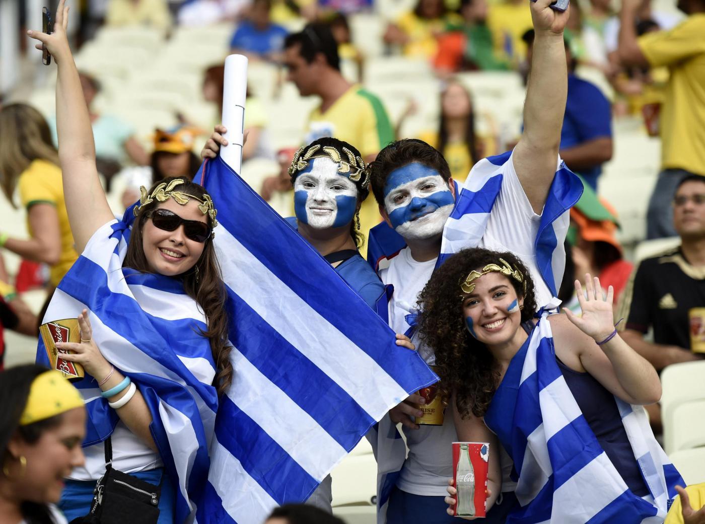 Grecia-Austria 16 novembre: si gioca l'andata di 1 dei 2 play-off per l'accesso alla fase finale degli Europei U.21. Greci favoriti.